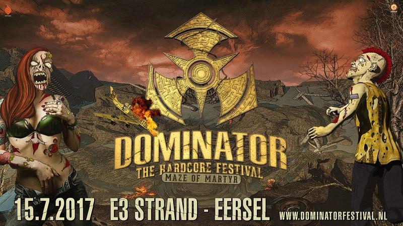 DOMINATOR - 15 Juillet 2017 - E3 Strand - Eersel - NL 17504510