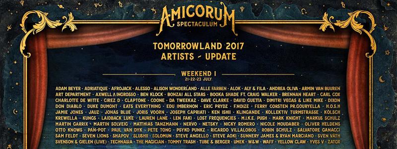 TOMORROWLAND 2017 - 20-24 Juillet 2017 - Boom - Belgique C3mpmr11