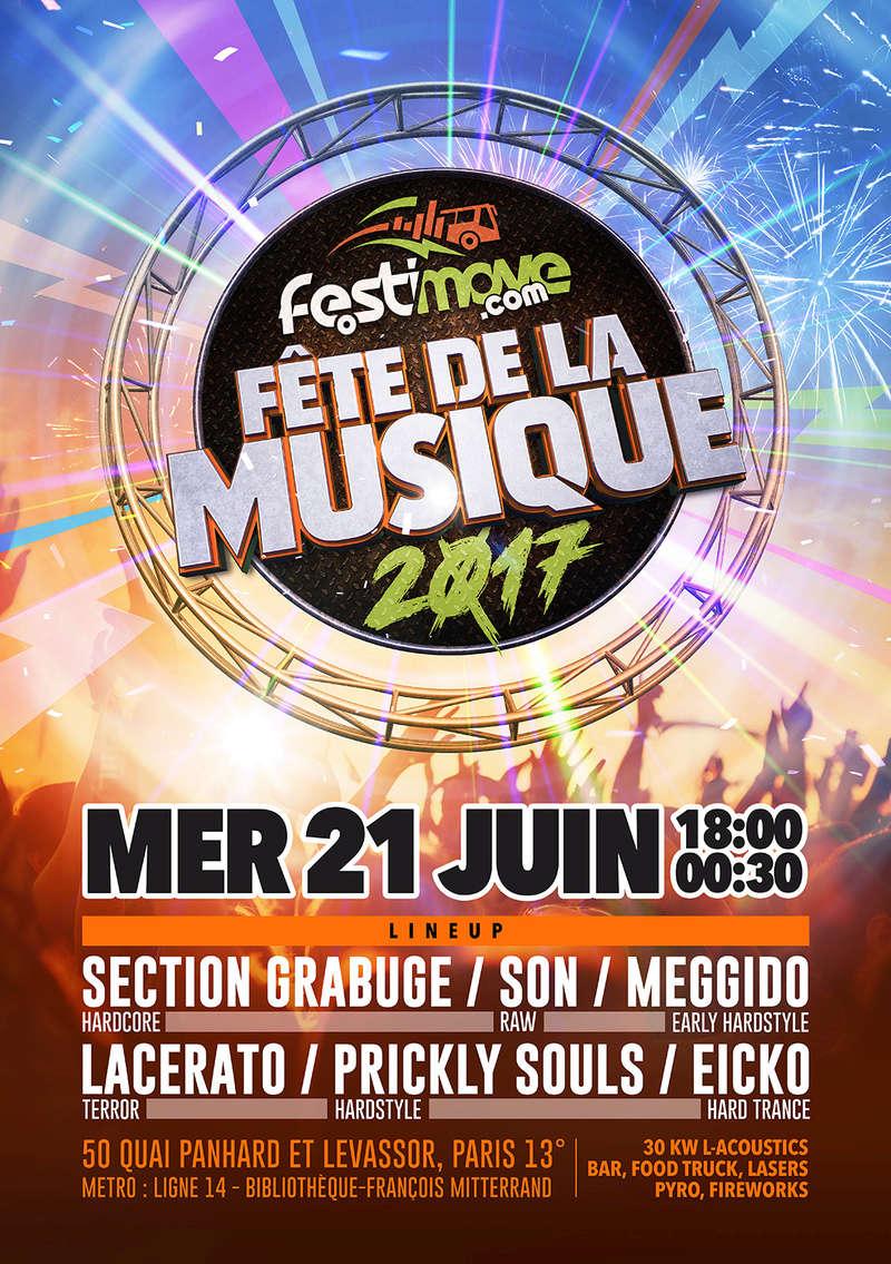 FETE DE LA MUSIQUE 2017 by FESTIMOVE - MERCREDI 21 JUIN 2017 - PARIS Festim12