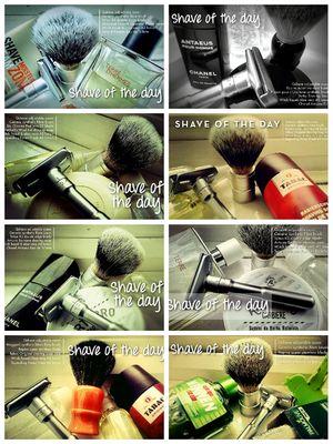 Qshave adjustable safety razor (Futur clone) - Page 3 Collag10