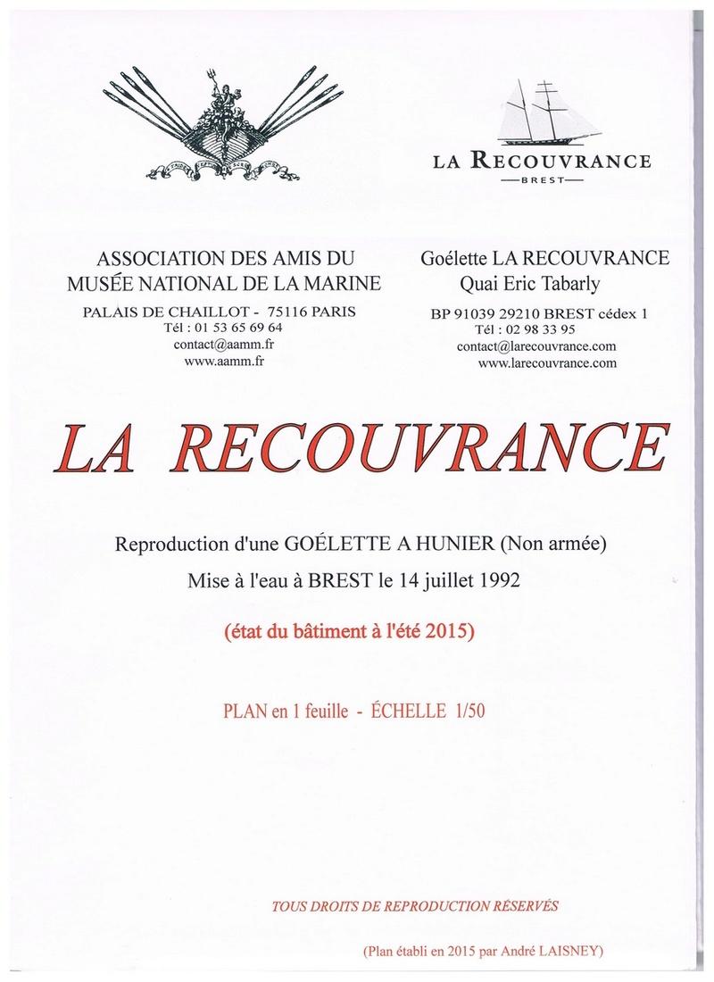 """"""" La RECOUVRANCE """" au 1/50ème - Kit Soclaine et plans AAMM 2_plan10"""