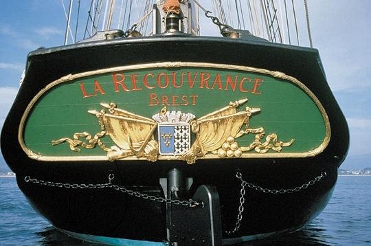 """"""" La RECOUVRANCE """" au 1/50ème - Kit Soclaine et plans AAMM 30176710"""