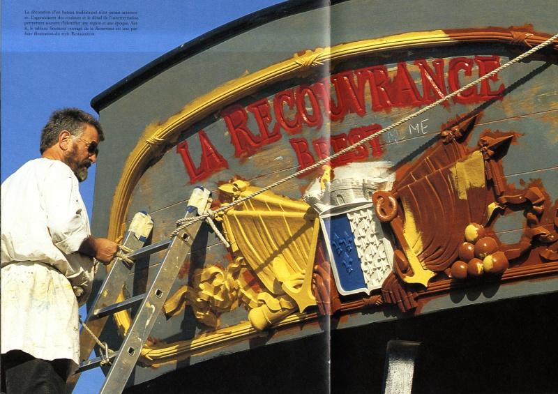 """"""" La RECOUVRANCE """" au 1/50ème - Kit Soclaine et plans AAMM Andry_10"""