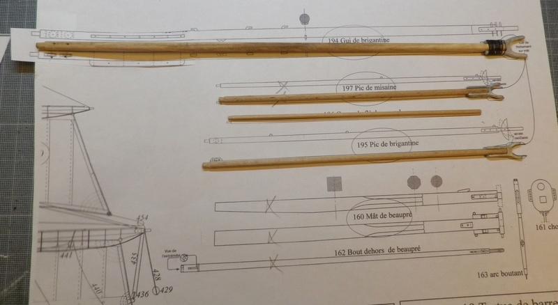 """"""" La RECOUVRANCE """" au 1/50ème - Kit Soclaine et plans AAMM - Page 2 Imgp5588"""