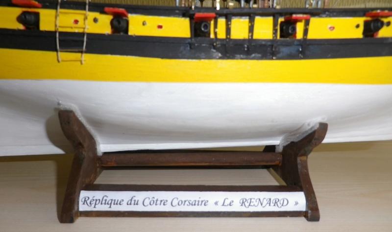 """Côtre Corsaire """" Le RENARD """" au 1/50ème - Kit Soclaine - Page 2 Imgp5839"""