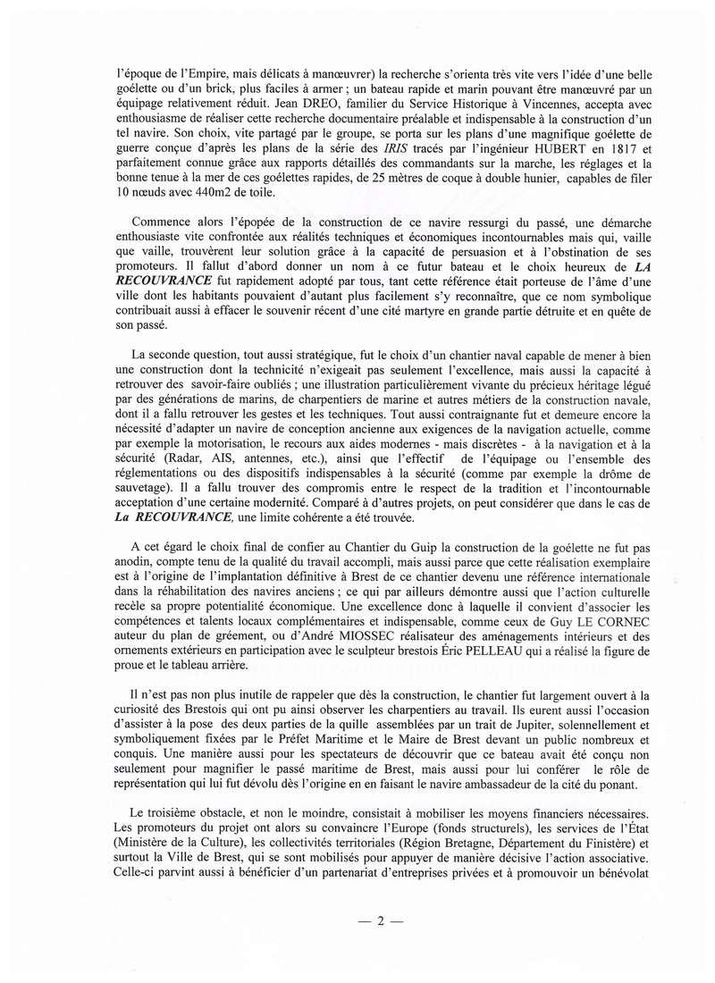""""""" La RECOUVRANCE """" au 1/50ème - Kit Soclaine et plans AAMM - Page 2 Pg_210"""