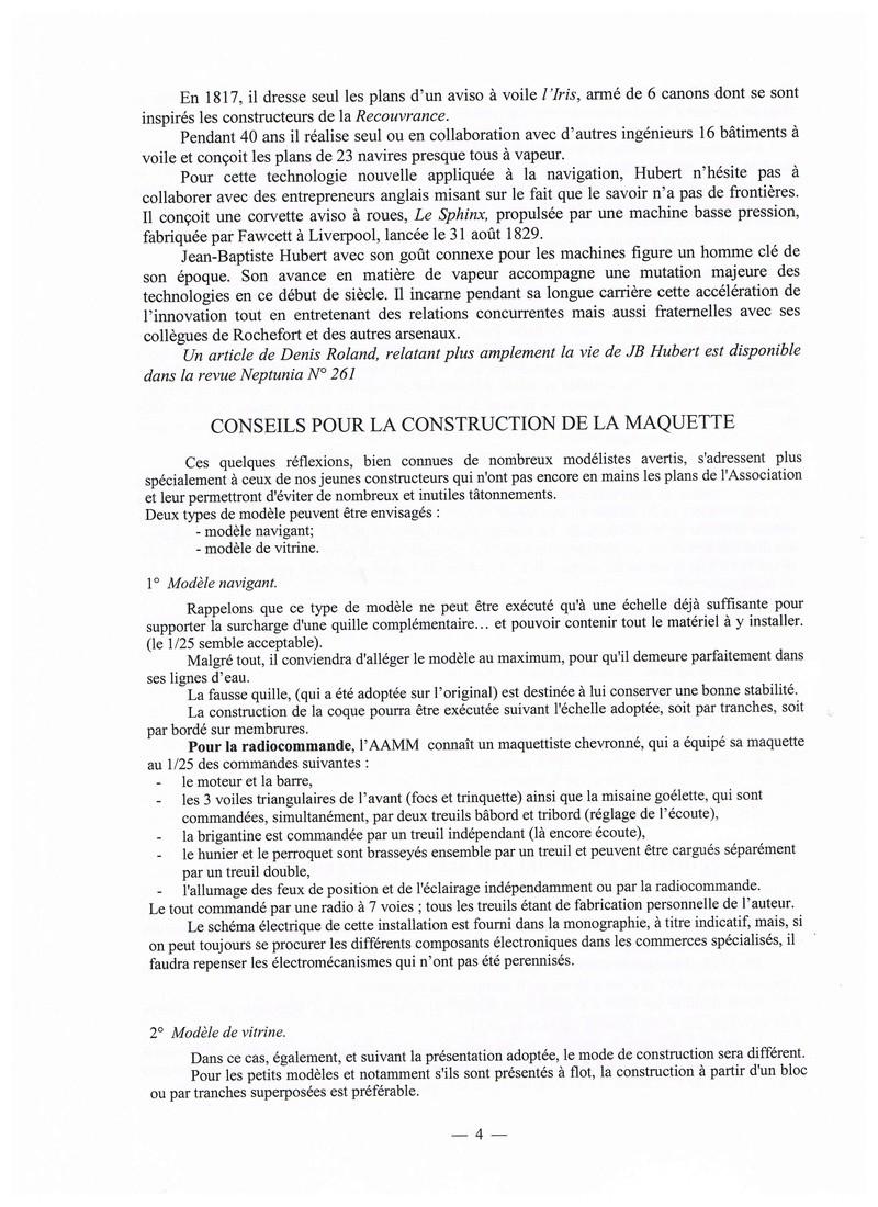 """"""" La RECOUVRANCE """" au 1/50ème - Kit Soclaine et plans AAMM - Page 2 Pg_410"""