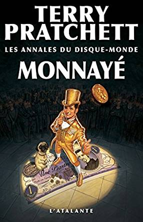 Pratchett Terry - Monnayé - Les annales du Disque-Monde T32 51kggn10