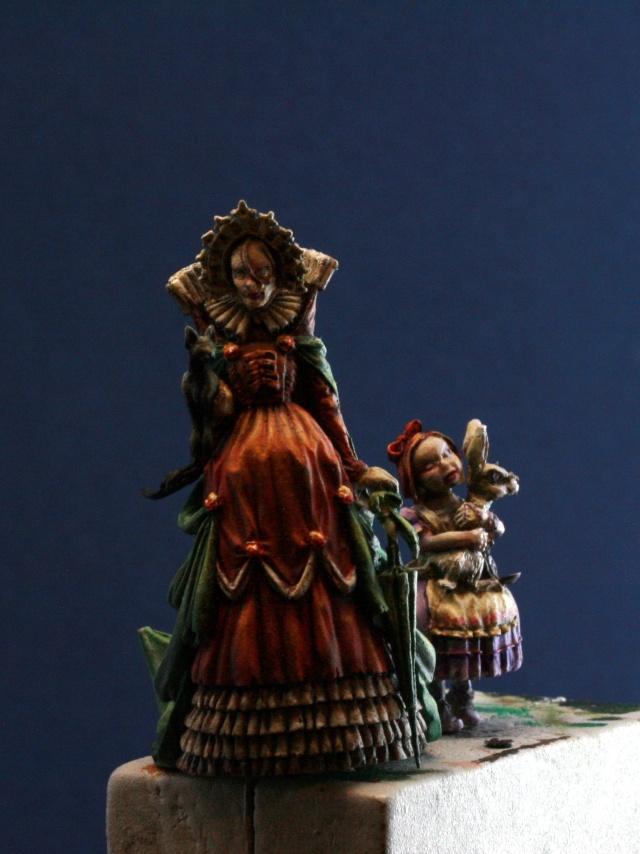 Steampunk ou Fantaisie Victorienne , la fin......ou, presque la fin !!!! Img_0020