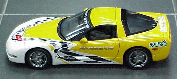 C5 Pace car Yellow10