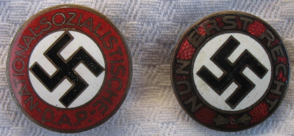 Badge Nun Erst Recht  Img_7010