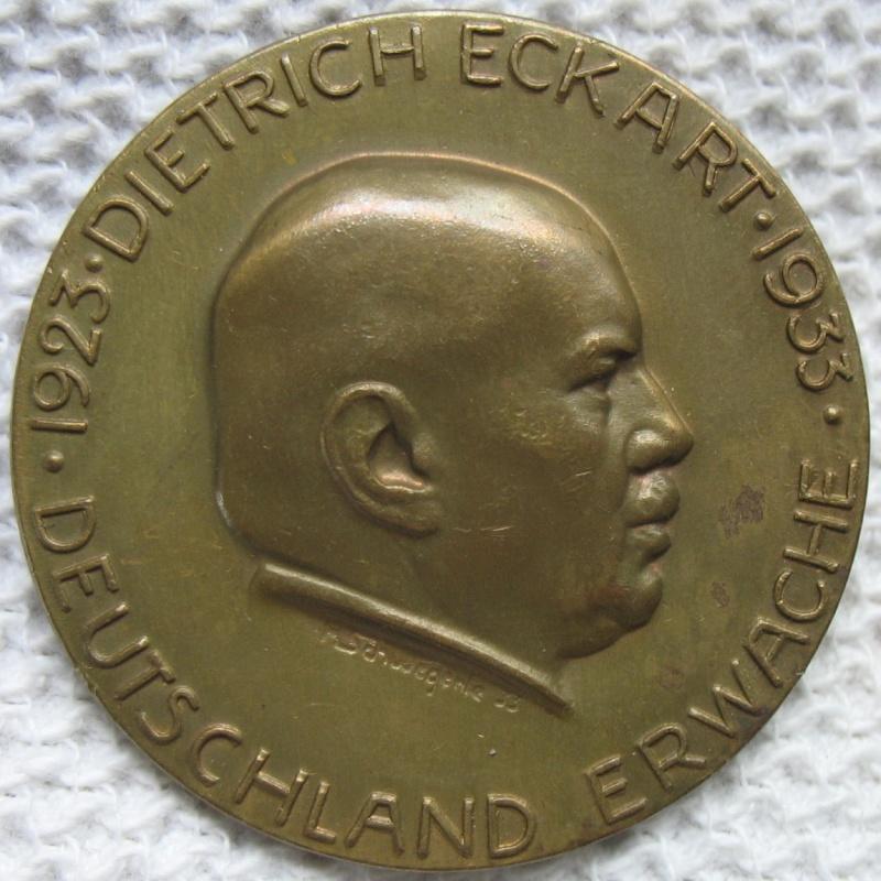Badge Dietrich Eckarts - Deutschland Erwache Img_7013