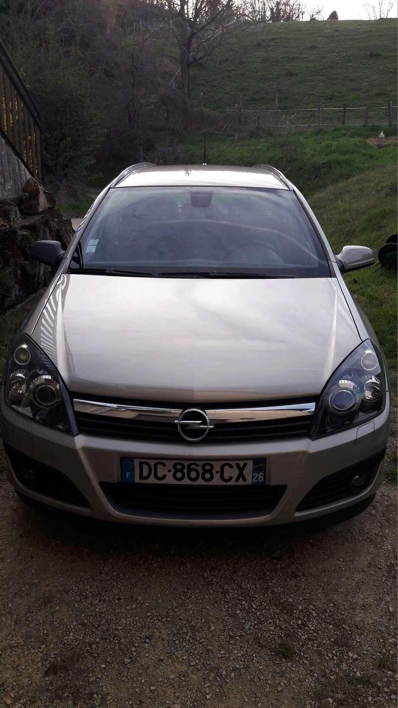 Opel Astra Break 2.0 COSMO break Opel_f10