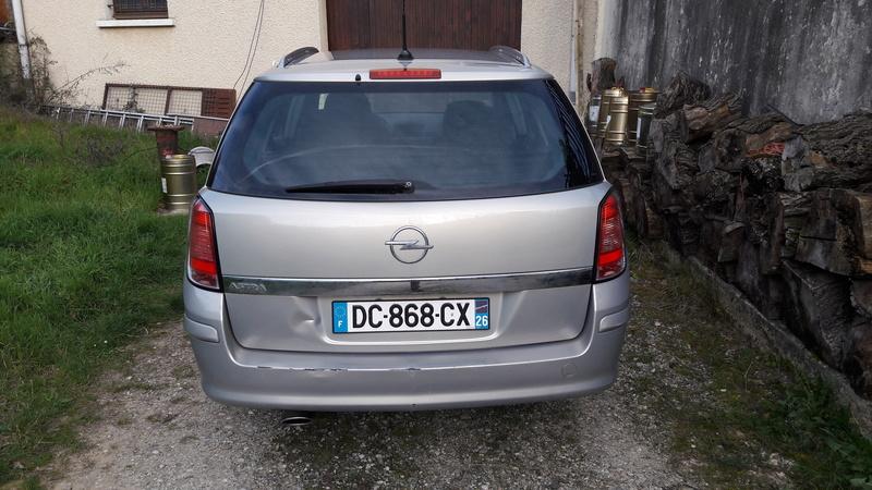 Opel Astra Break 2.0 COSMO break Opel_f12