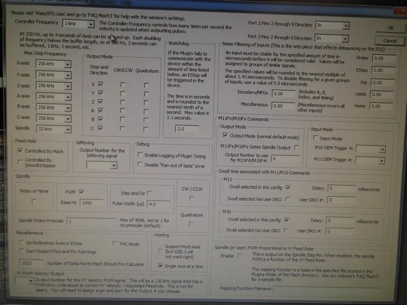 Aide Configuration PFE 1512 PF - Page 4 Dsci0922