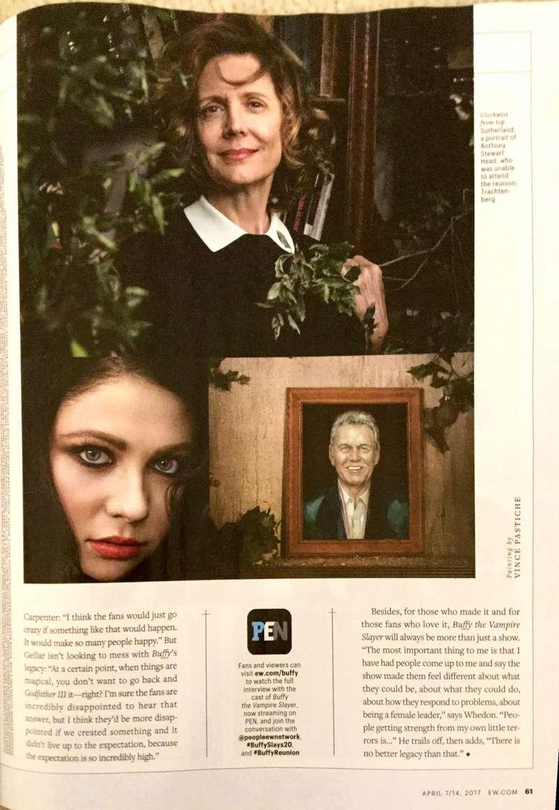 Numéro Entertainment Weekly pour les 20 ans de BtVS Nouvea19