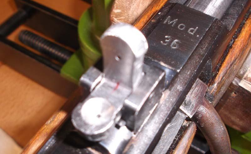 Rénovation d'une carabine Falke mod 36 Equerr11