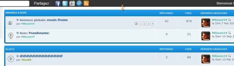 [PHPBB3] Ancrer la liste des sujets et les messages 115