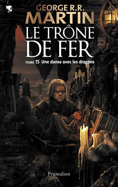 Martin George R.R - Le trône de fer - Tome 15 : Une danse avec les dragons Cvt_le12