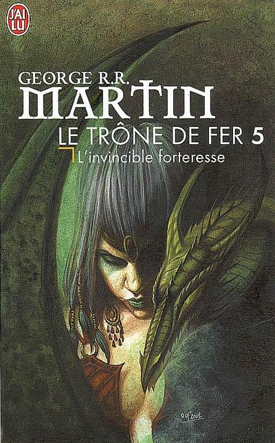 Martin George R.R - Le trône de fer - Tome 05 : L'invincible forteresse Invinc10