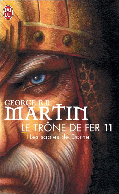 Martin George R.R - Le trône de fer - Tome 11 : Les sables de Dorne Les-sa10