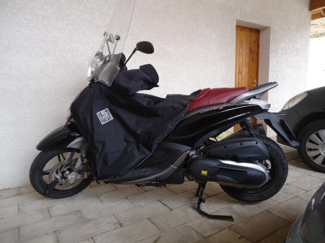 Kurganou et sa nouvelle motomobylette 45810d10