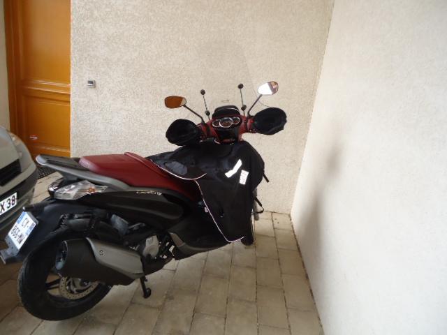 Kurganou et sa nouvelle motomobylette 45811d10