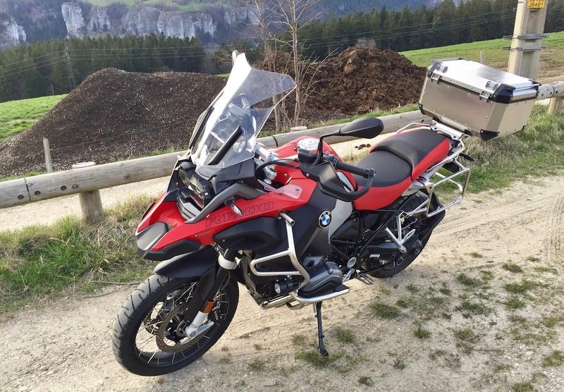 Une nouvelle rouge chez Jim : BMW R 1200 GS Adventure Img_3811