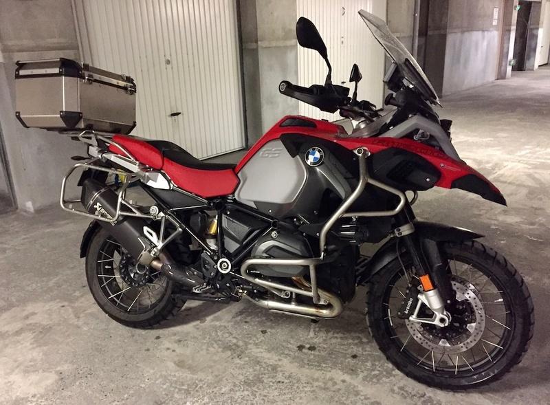 Une nouvelle rouge chez Jim : BMW R 1200 GS Adventure Img_3836