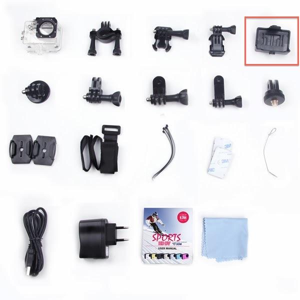 Camera Action Camera SJ4000 - Page 4 Sj400010