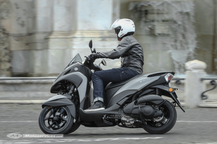 Nouveau Yamaha Tricity 125 2017 Yamaha12
