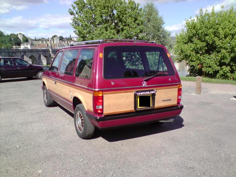 Bonjour quelques photos de mon minivan P1407011