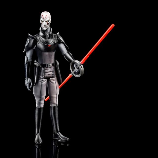 Topic Rebels (jouets et séries) Inquis10