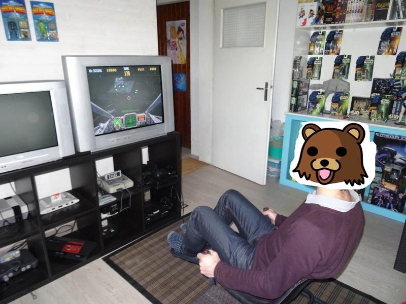 Sega Action Chair 17758211