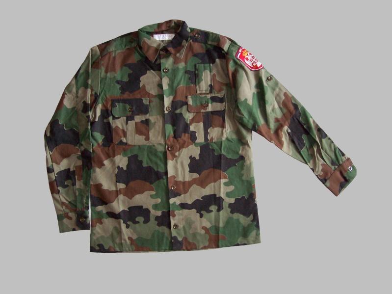 Serbian of Bosnian and Srpska repubic camouflage 100_2710