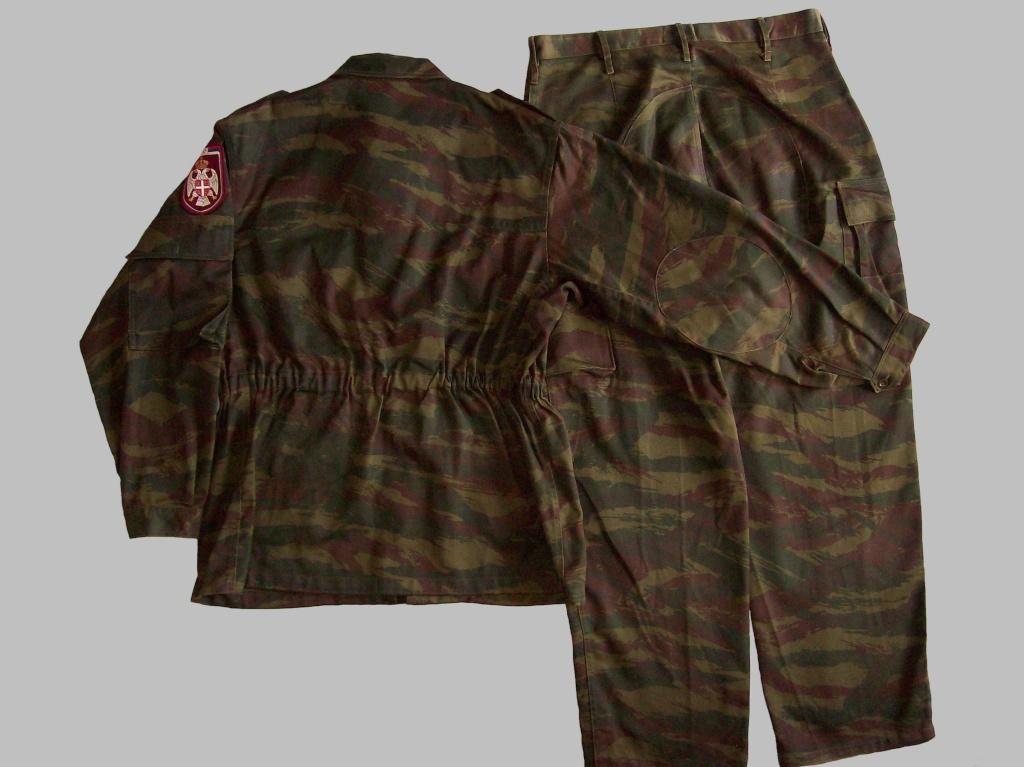 Serbian of Bosnian and Srpska repubic camouflage 100_2817