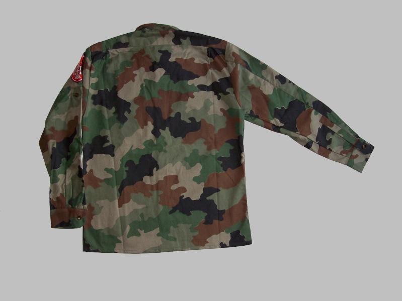 Serbian of Bosnian and Srpska repubic camouflage 100_2819