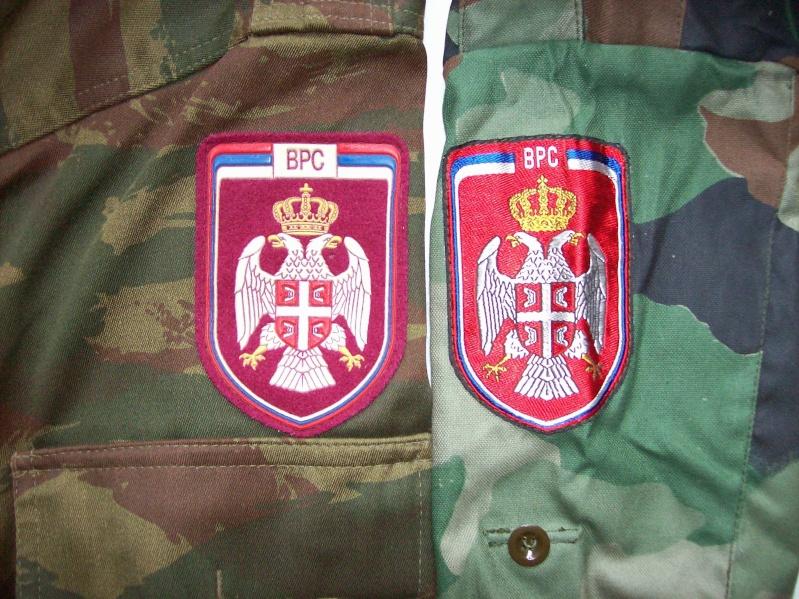 Serbian of Bosnian and Srpska repubic camouflage 100_2821