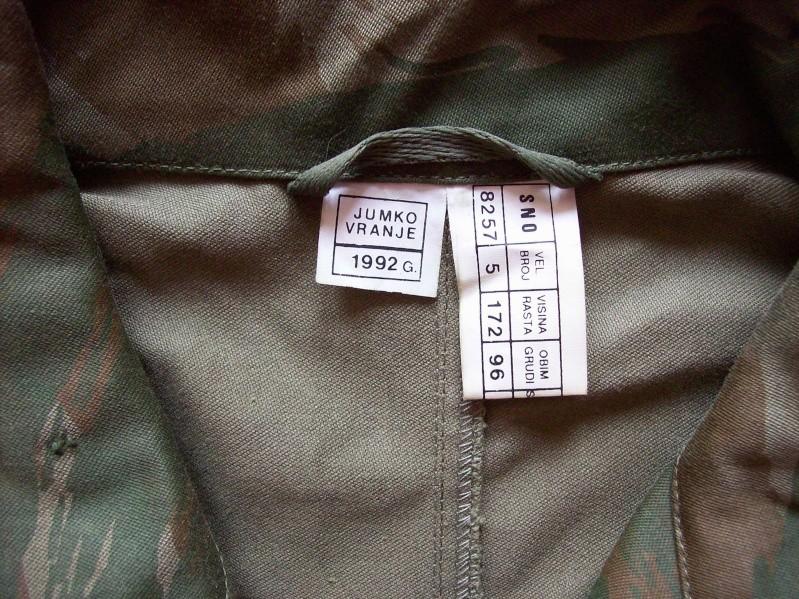 Serbian of Bosnian and Srpska repubic camouflage 100_3222