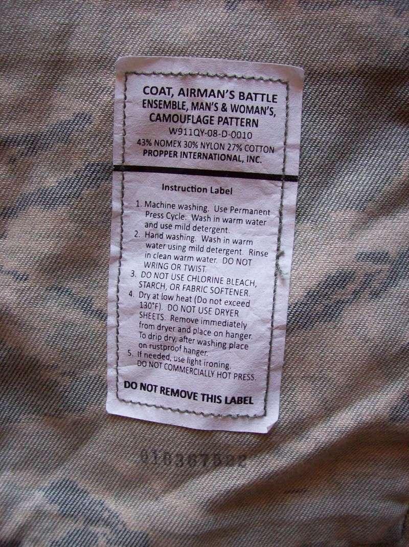My USAF ABU Jacket+Trs. 100_4117