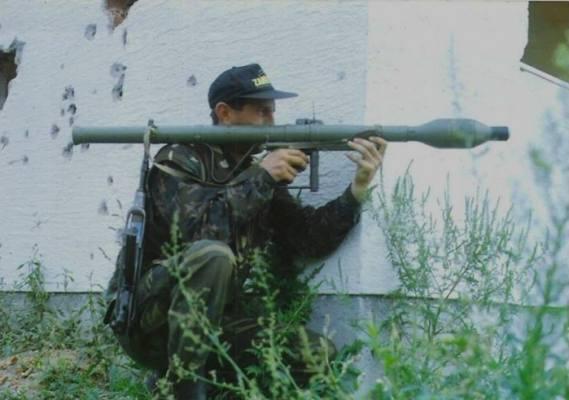 Bosnian camouflage Bosnie11