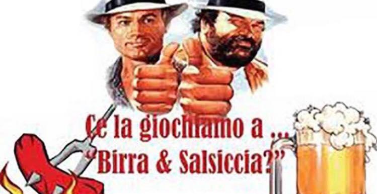 Torna un nostro grande classico!!BIRRA E PANINI CON SALSICCIA-26Maggio2017 by Max Testa 18485510