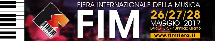 FIM FIERA INTERNAZIONALE DELLA MUSICA 26 / 27 / 28 MAGGIO 2017@Erba (CO)  Fim-2010