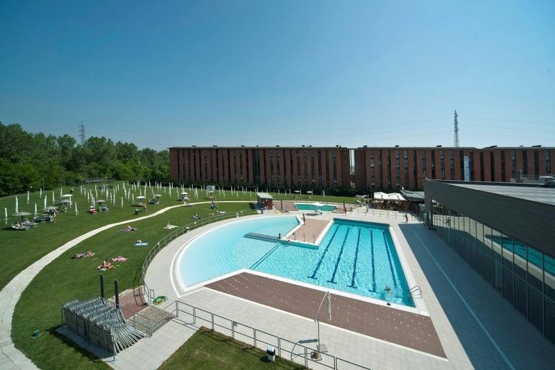 Apertura della piscina estiva dello Sport Center c/o Campus PARMA Mgl_0010