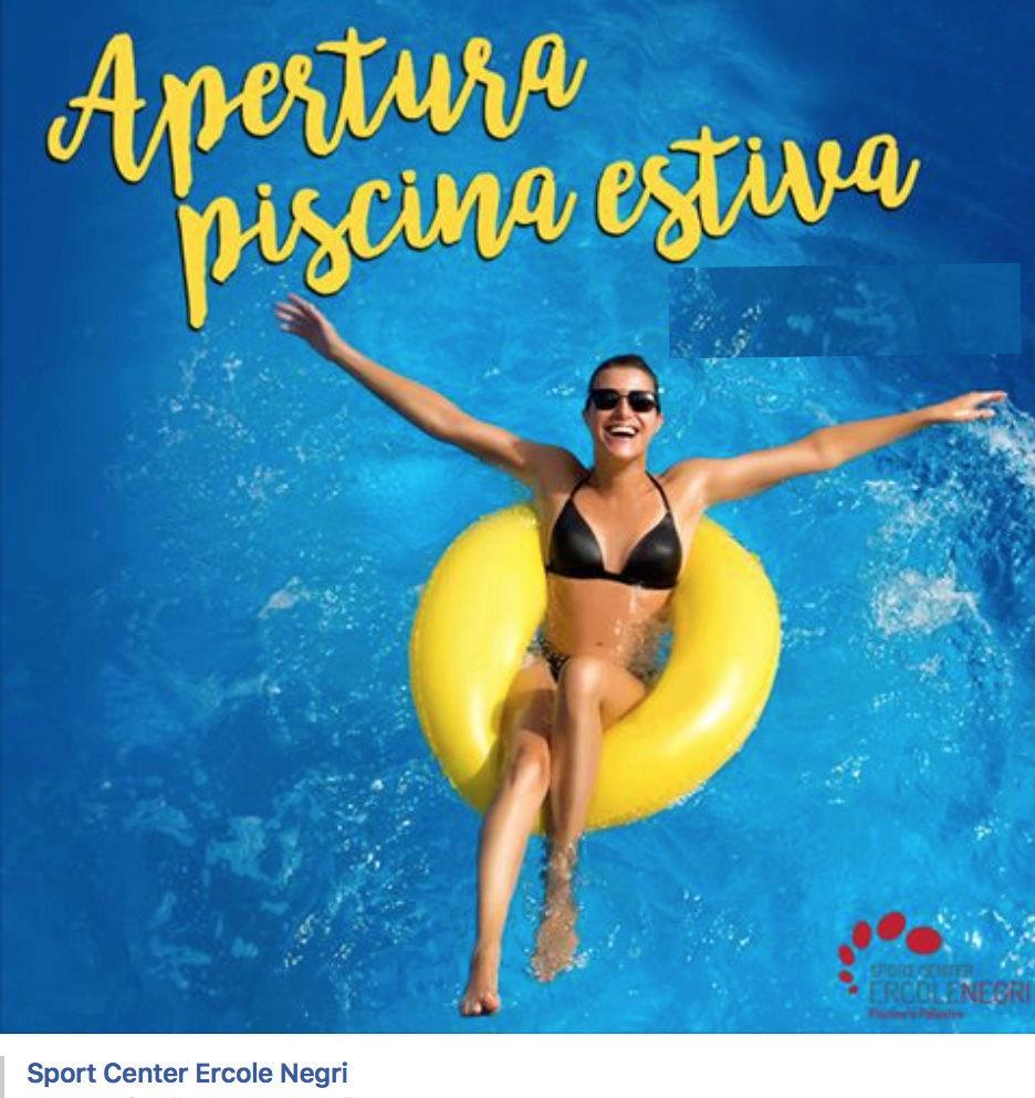 Apertura della piscina estiva dello Sport Center c/o Campus PARMA Piscin10