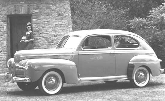 """Ford """"Fordor"""" US Army Staff car model 1942 (1.72 ACE) 1942-f10"""