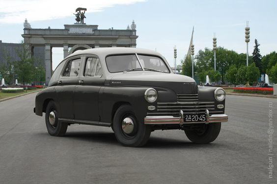 GAZ M20 cabriolet (1.72 Military Wheels #7261) 6d06da10