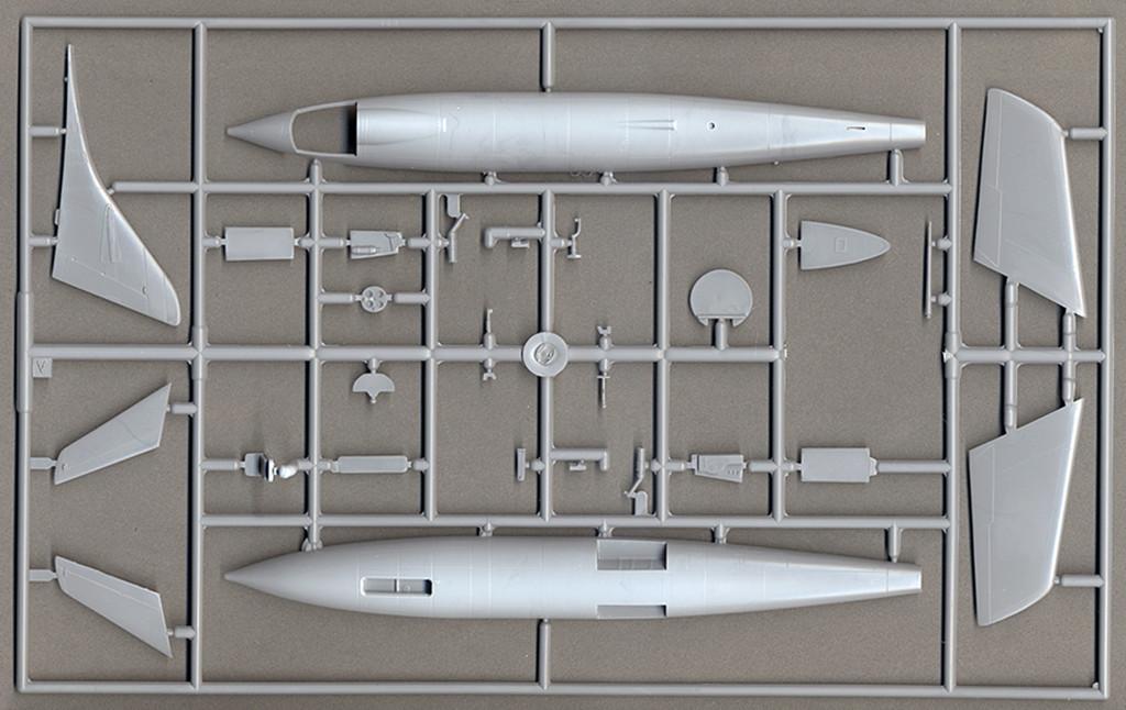 Douglas D-588-II ''Skyrocket'' casseur de Mach (1:72 Special Hobby) Dougla15