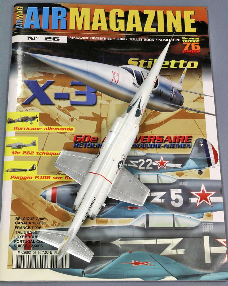 """Douglas X-3 """"Stiletto"""" [1/72 - MACH 2] - Page 4 Img_9736"""