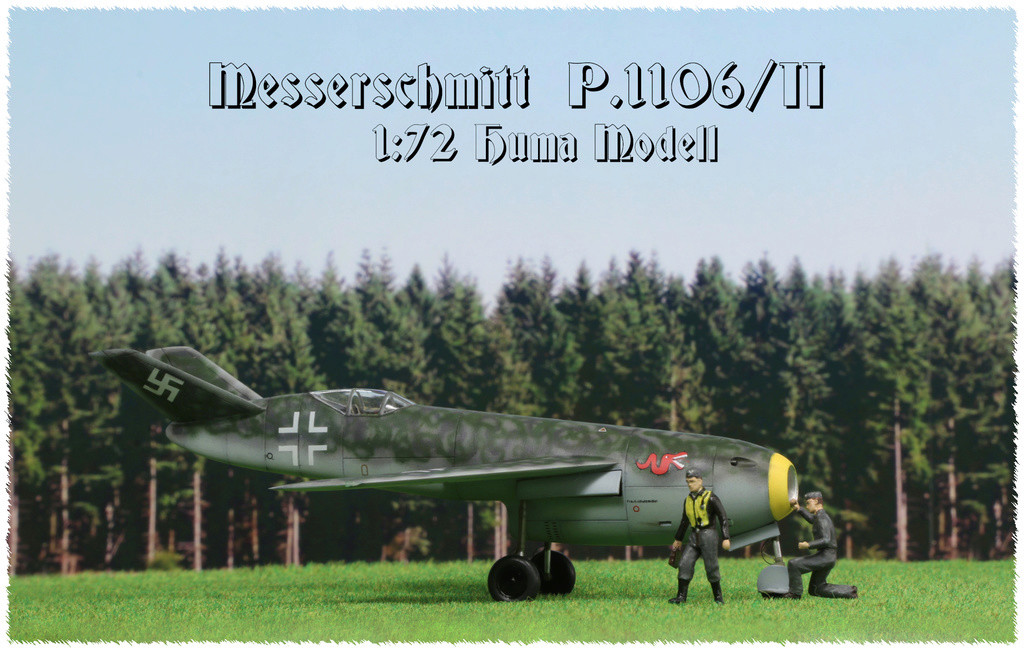 Messerschmitt Me P.1106 (II) [1.72 huma-modell] - Page 2 Img_9743